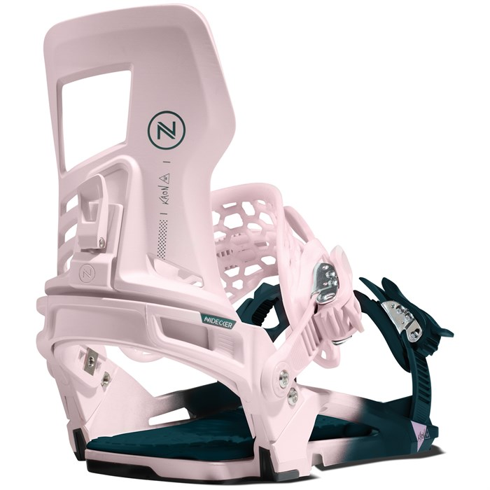 Nidecker - Kaon-W Snowboard Bindings - Women's 2021