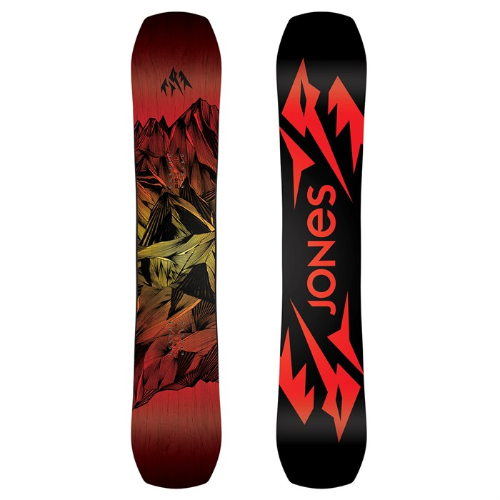 Jones - Mountain Twin Snowboard 2021