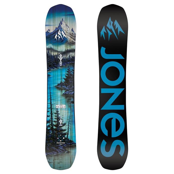 Jones - Frontier Snowboard 2021