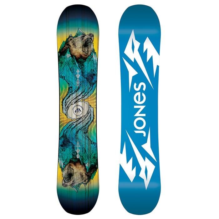 Jones - Prodigy Snowboard - Big Kids' 2022