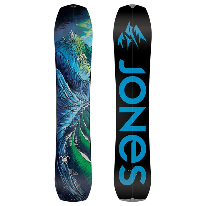 Jones - Solution Splitboard - Big Kids' 2022