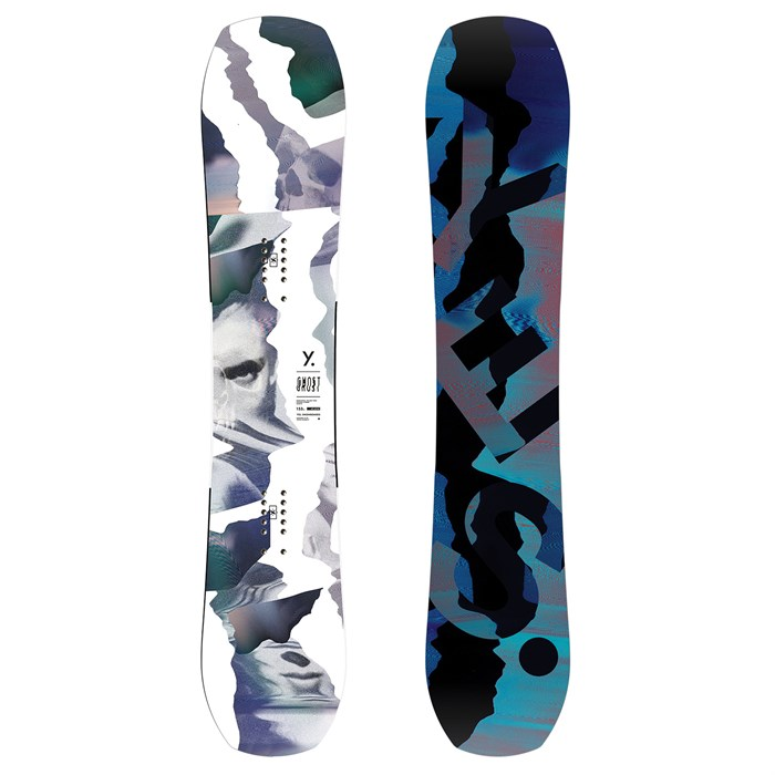 Yes. - Ghost Snowboard 2021