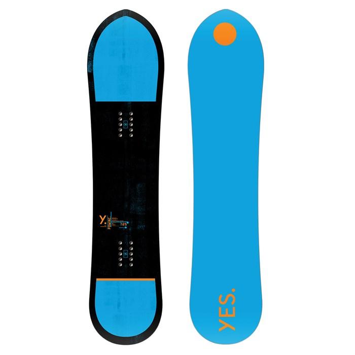 Yes. - Pow Inc. Snowboard - Kids' 2021