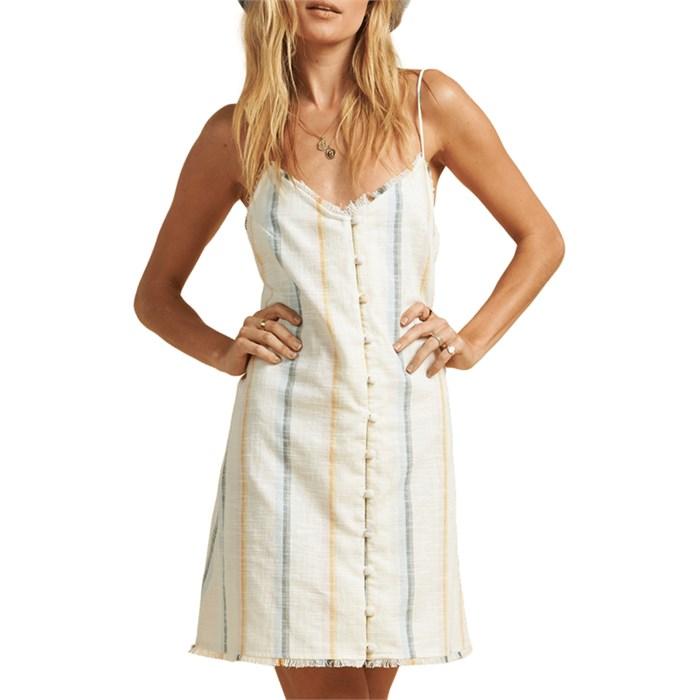 Billabong - x The Salty Blonde Sunny Stripes Dress - Women's