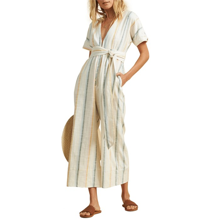 Billabong - x The Salty Blonde Dream Weaver Jumpsuit - Women's