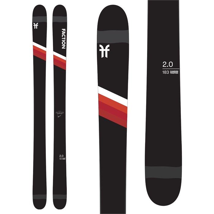 Faction - Candide 2.0 Skis 2021