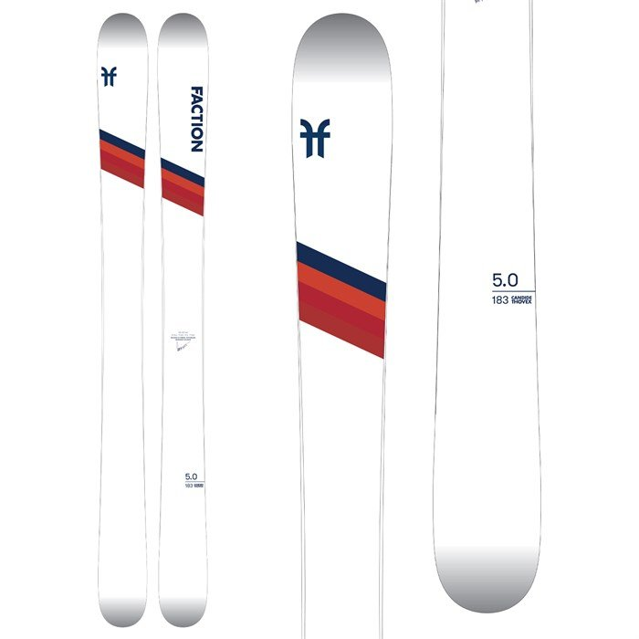 Faction - Candide 5.0 Skis 2021