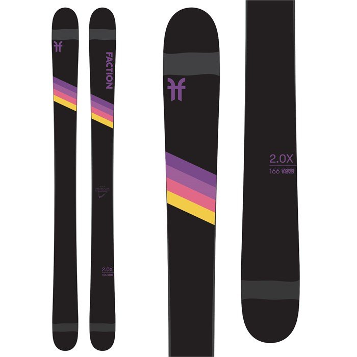 Faction - Candide 2.0X Skis - Women's 2021