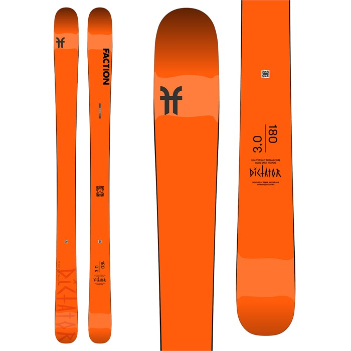 Faction - Dictator 3.0 Skis 2022