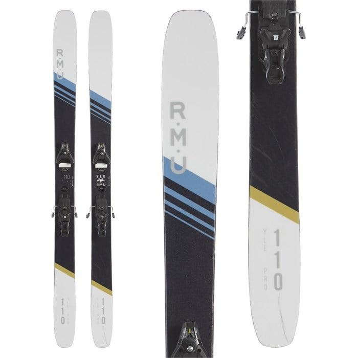RMU - YLE 110 Skis + Armada STH2 WTR 16 Bindings 2020 - Used