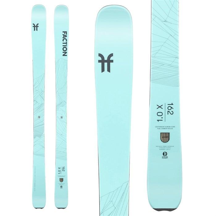 Faction - Agent 1.0X Skis - Women's 2022