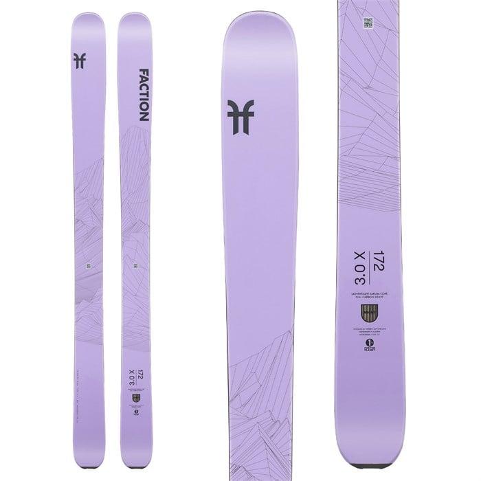 Faction - Agent 3.0X Skis - Women's 2022