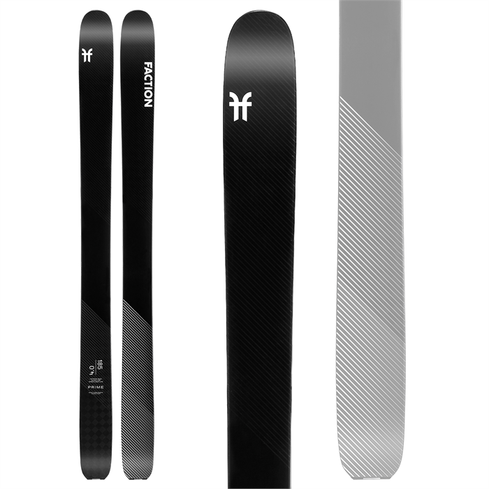 Faction - Prime 4.0 Skis 2021