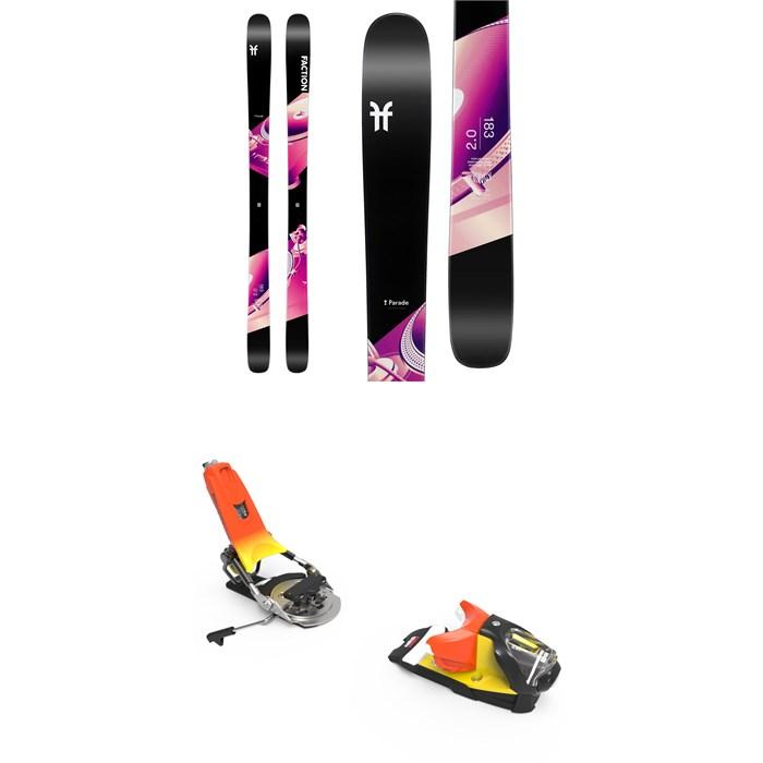 Faction - Prodigy 2.0 Skis + Look Pivot 14 GW Bindings 2020 - Used