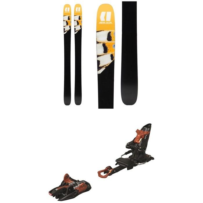 Armada Trace 108 Skis + Marker Kingpin 10 Alpine Touring