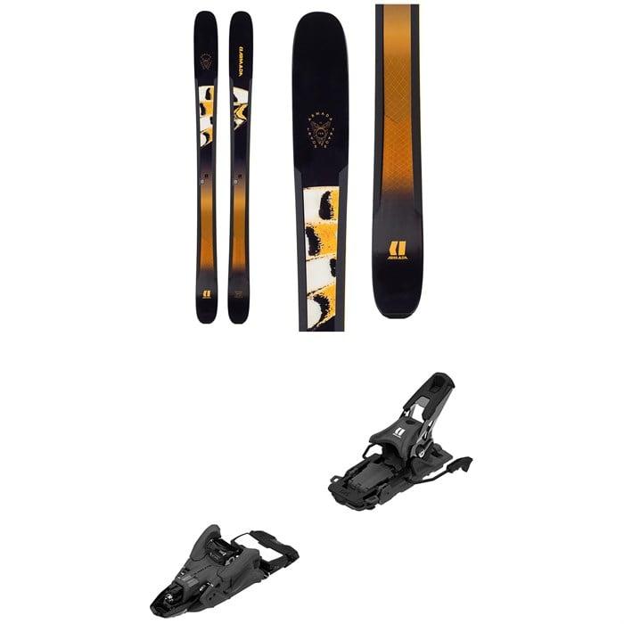 Armada Tracer 108 Skis + Marker Kingpin 13 Alpine Touring