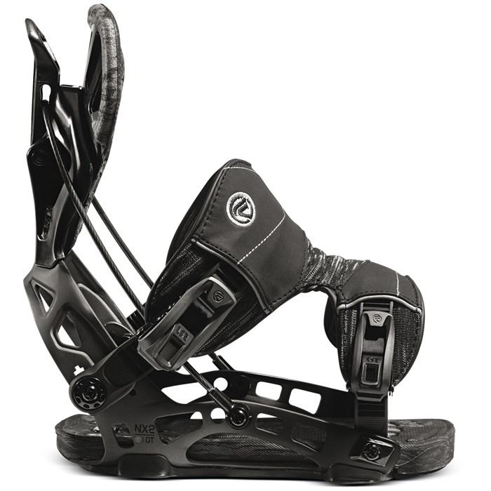 Flow - NX2-GT Fusion Snowboard Bindings 2021