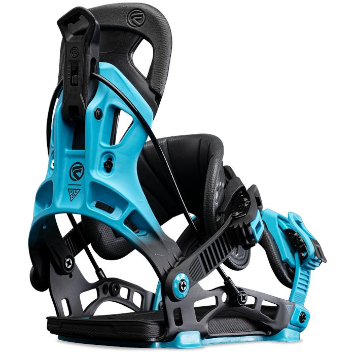 Flow - NX2 Fusion Snowboard Bindings 2021