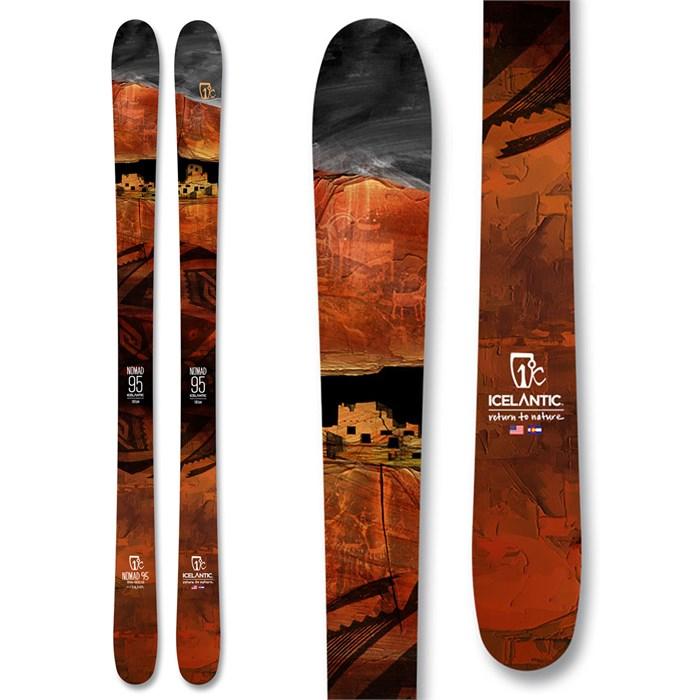 Icelantic - Nomad 95 Skis 2021