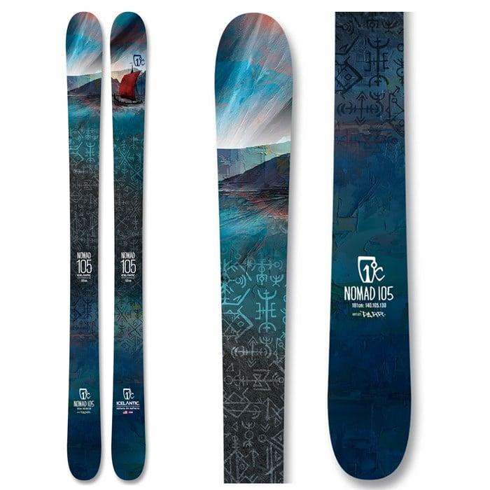 Icelantic - Nomad 105 Skis 2021