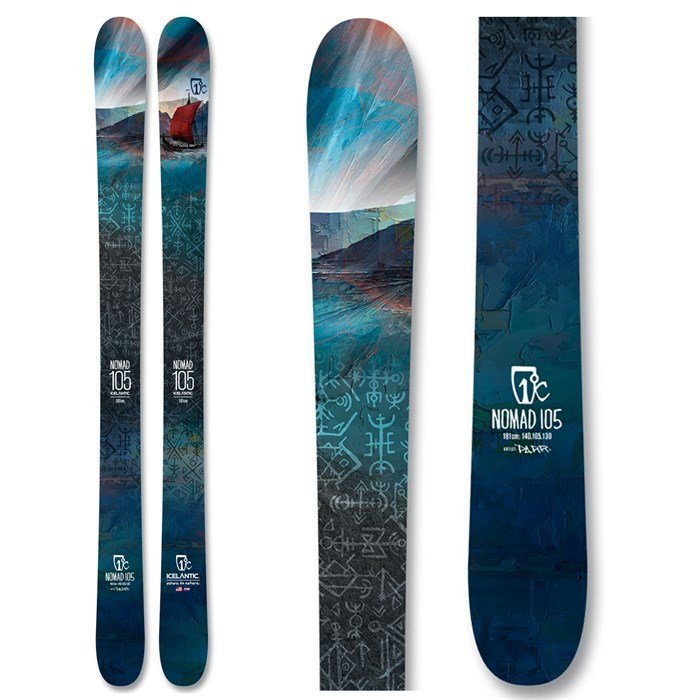 Icelantic - Nomad 105 Skis 2021