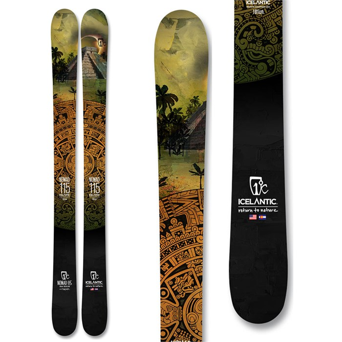 Icelantic - Nomad 115 Skis 2021