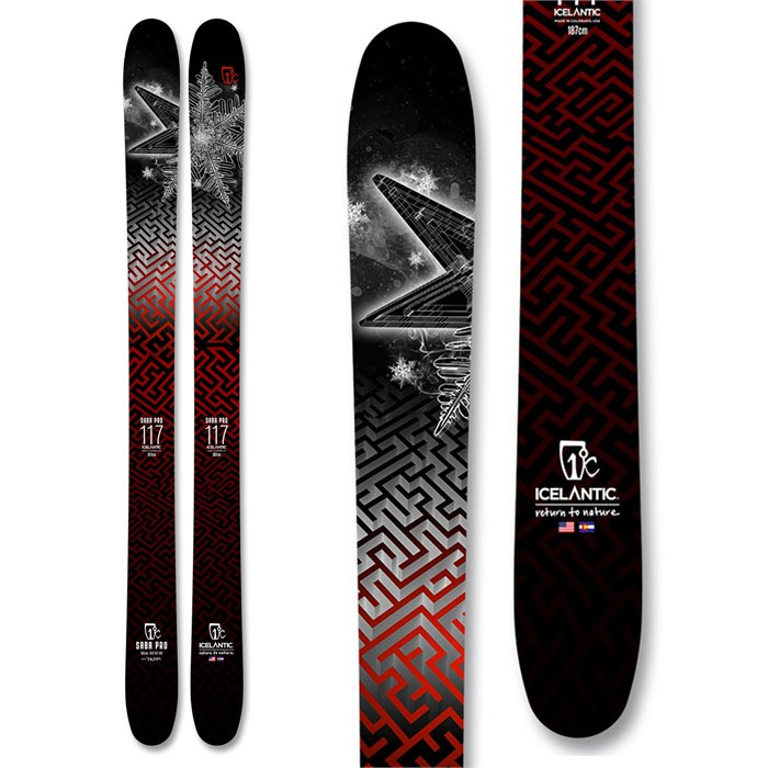 Icelantic - Saba 117 Skis 2021