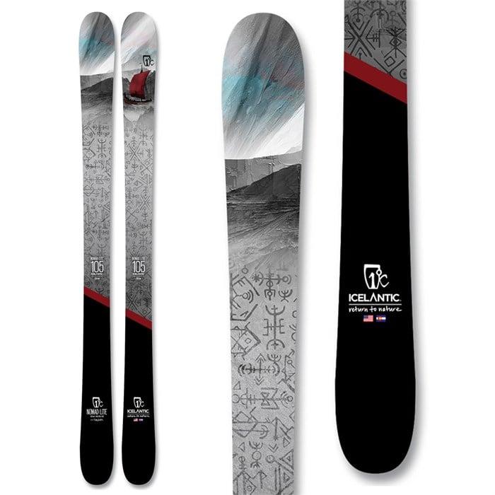 Icelantic - Nomad Lite Skis 2021