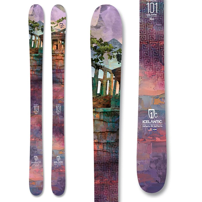 Icelantic - Maiden 101 Skis - Women's 2021