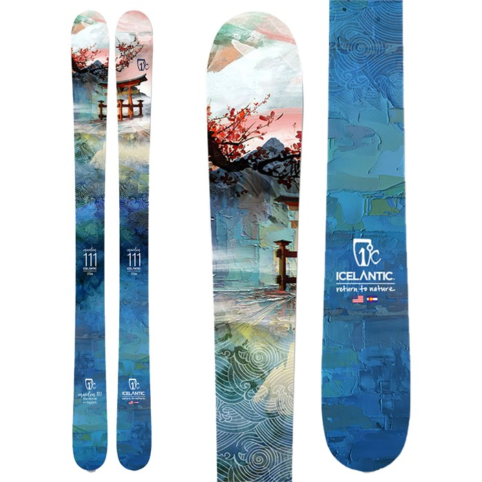 Icelantic - Maiden 111 Skis - Women's 2021
