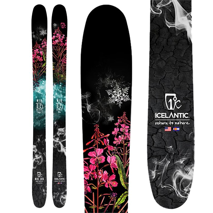 Icelantic - Nia 105 Skis - Women's 2021