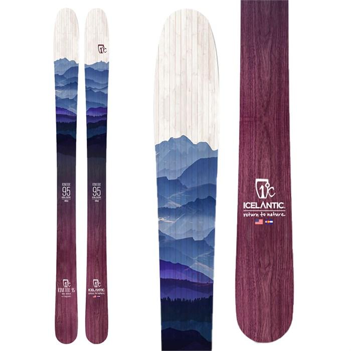 Icelantic - Riveter 95 Skis - Women's 2021