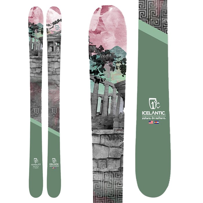 Icelantic - Maiden Lite Skis - Women's 2021