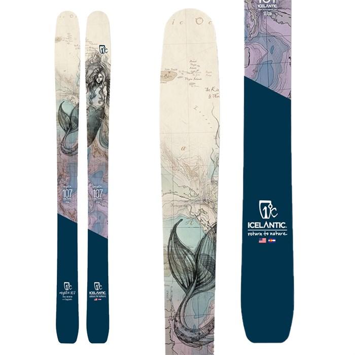 Icelantic - Mystic 107 Skis - Women's 2021