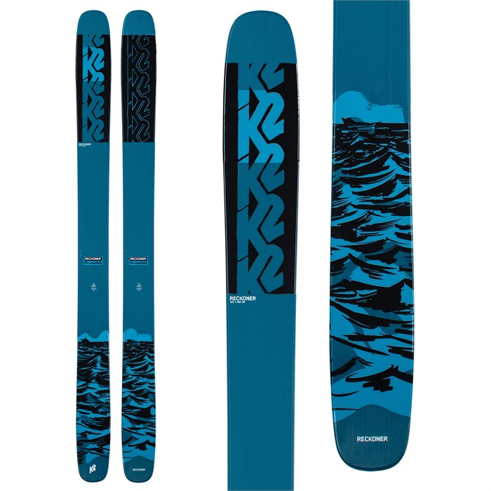 K2 - Reckoner 122 Skis 2021