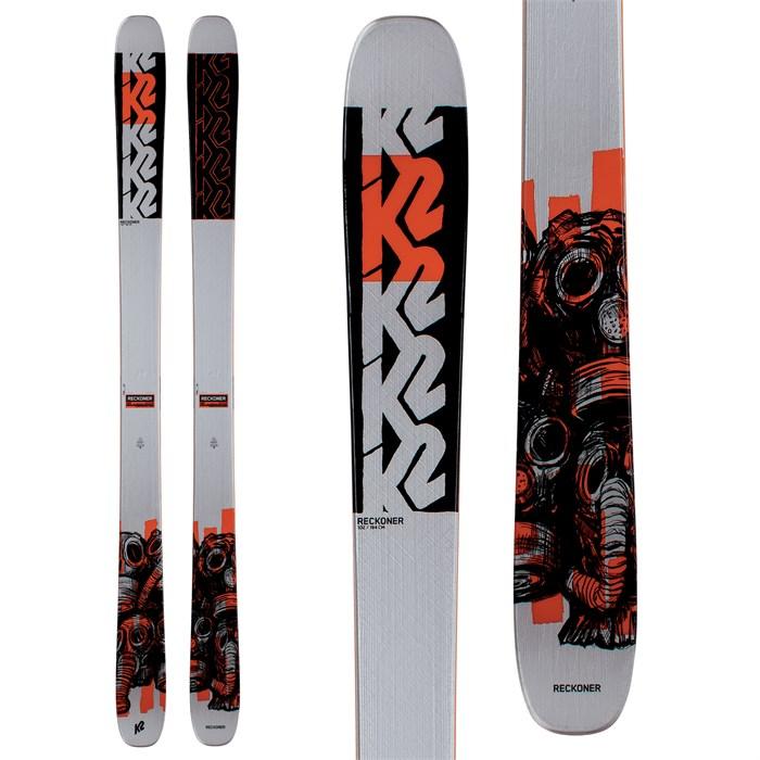 K2 - Reckoner 102 Skis 2021