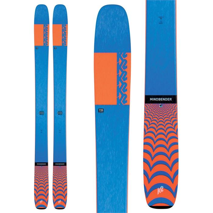 K2 - Mindbender 116 C Skis 2021