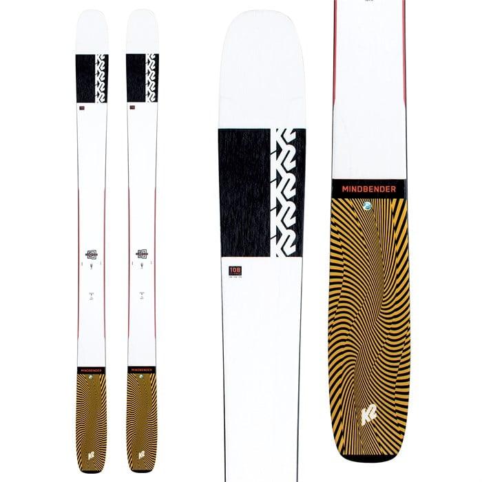 K2 - Mindbender 108Ti Skis 2021