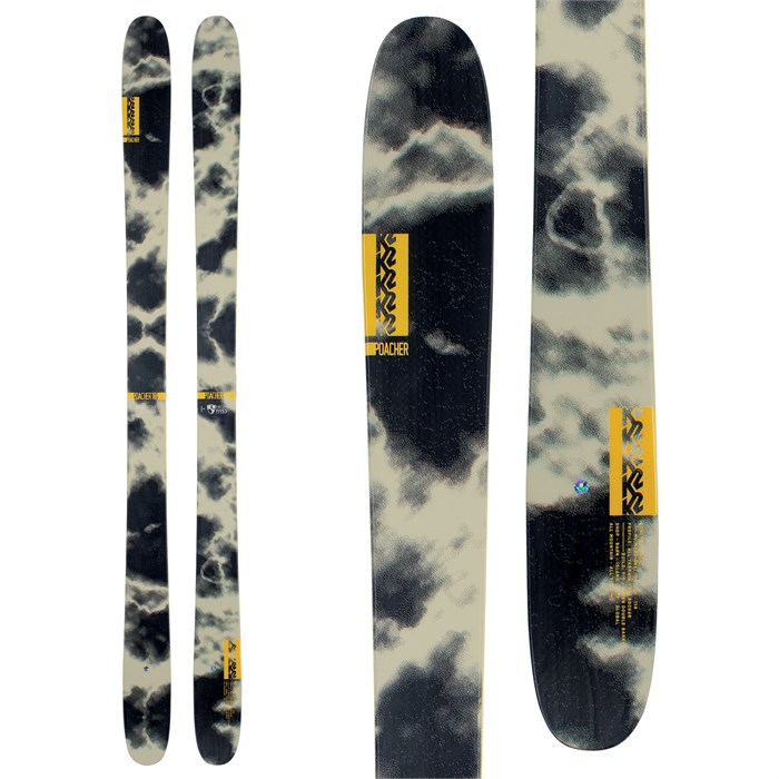 K2 - Poacher Skis 2021