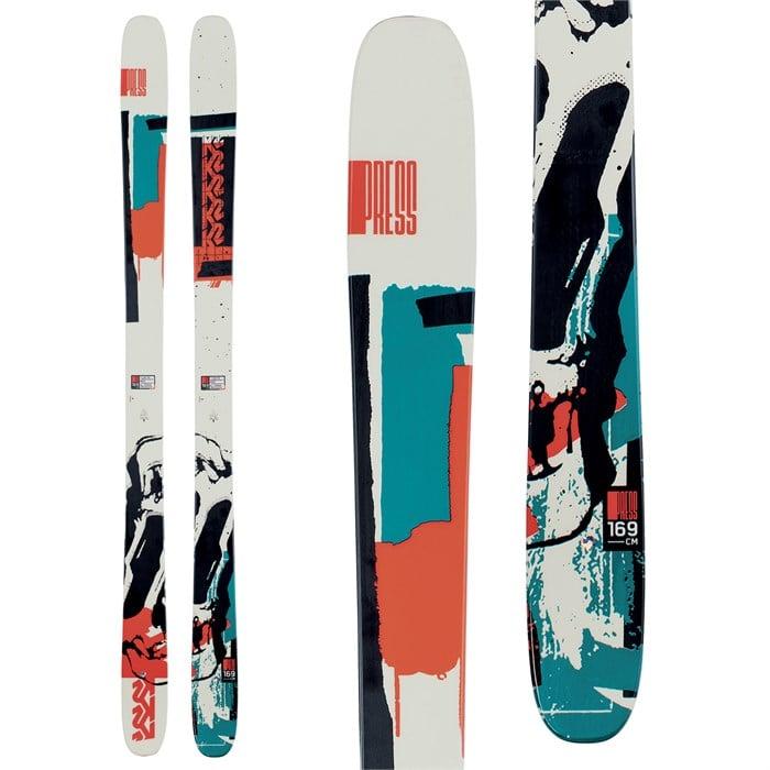 K2 - Press Skis 2021