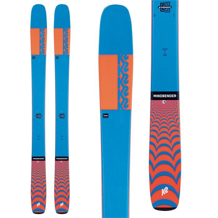 K2 - Mindbender Team Skis - Boys' 2021