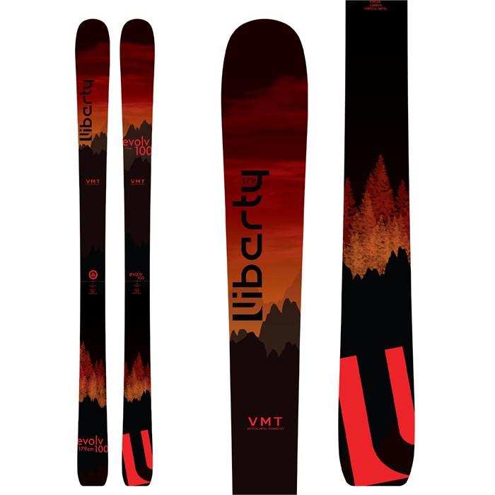 Liberty - evolv100 Skis 2021