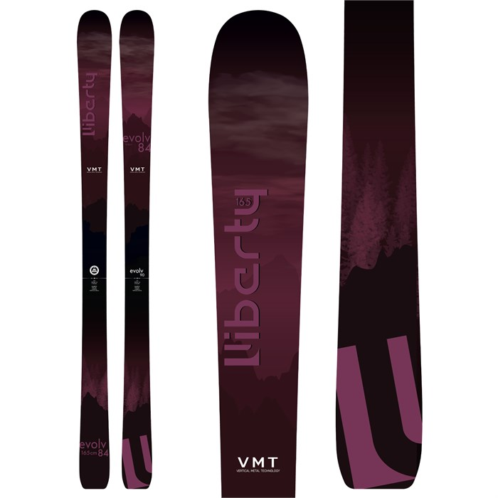 Liberty - evolv84w Skis - Women's 2021
