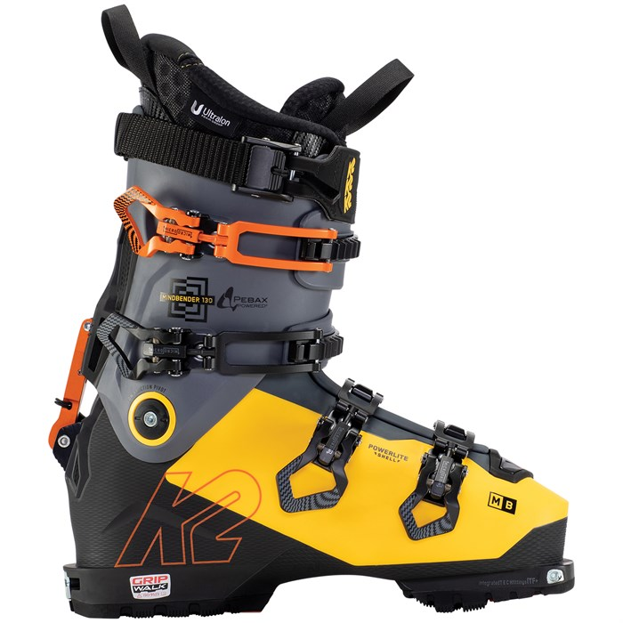 K2 - Mindbender 130 Alpine Touring Ski Boots 2022