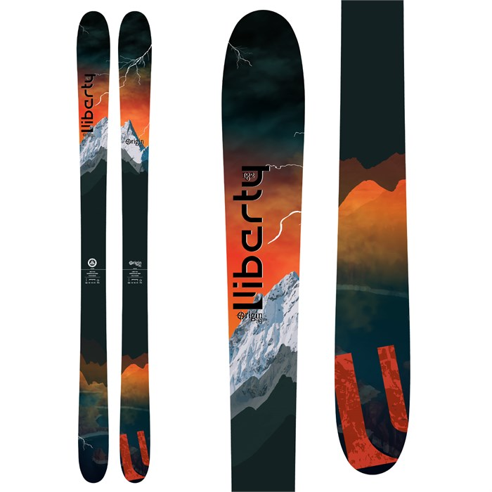 Liberty - Origin 96 Skis 2021