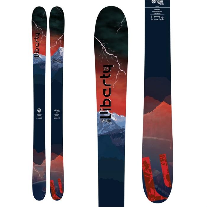 Liberty - Origin 106 Skis 2021