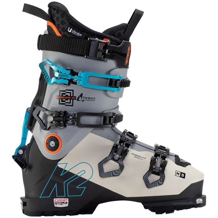 K2 - Mindbender 120 Alpine Touring Ski Boots 2021