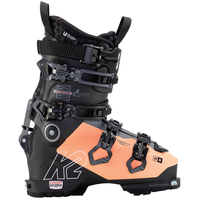 K2 - Mindbender 110 Alliance Alpine Touring Ski Boots - Women's 2022