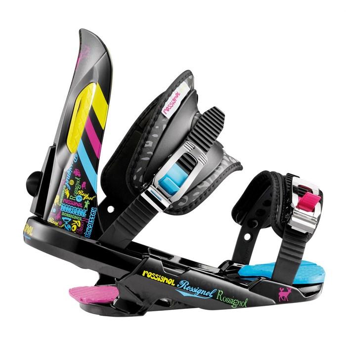 Rossignol Jones Snowboard Binding 2009: Rossignol Viper Snowboard Binding 2009