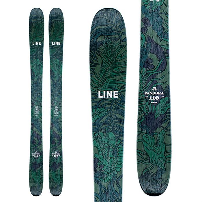 Line Skis - Pandora 110 Skis - Women's 2021